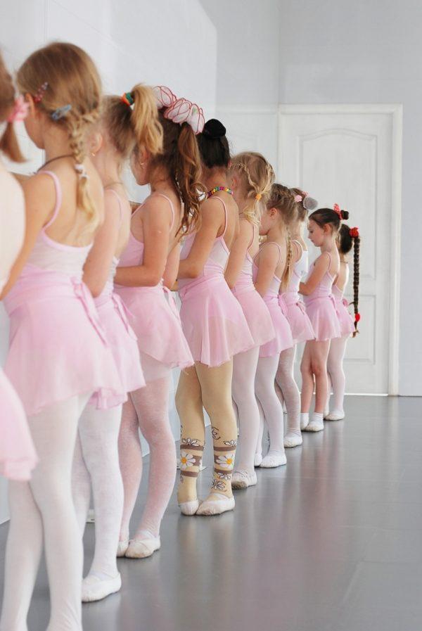 Ballet enfant tutu
