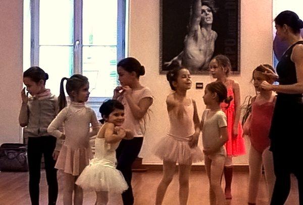 Danse classique stage enfant