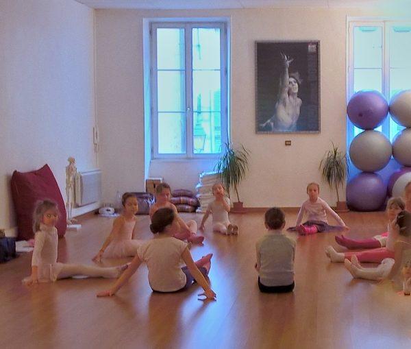 Danse classique stage enfant1