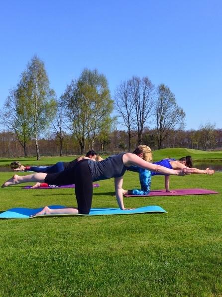 Sport pilates exterieur