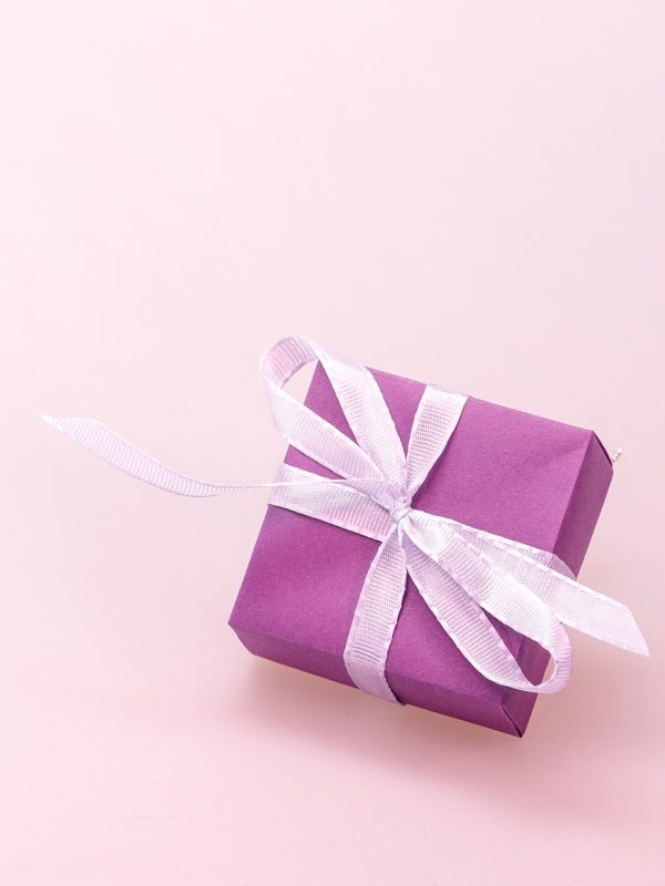 Cadeau rose