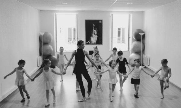 Stages enfants danse classique 1