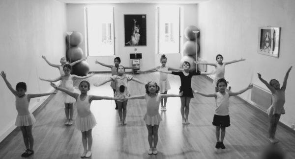 Stages enfants danse classique 2