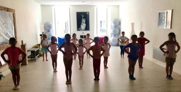 Stages enfants danse classique 5