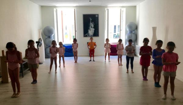 Stages enfants danse classique 6