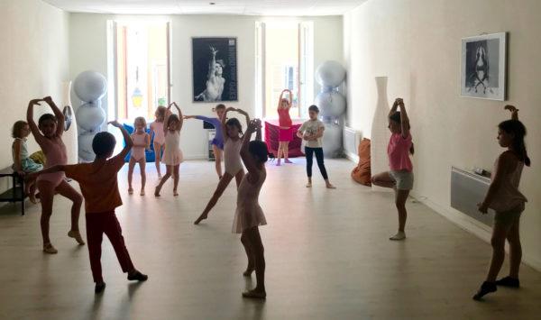 Stages enfants danse classique 7