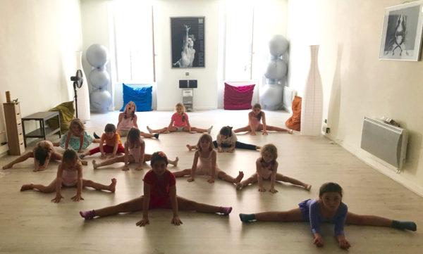 Stages enfants danse classique 8