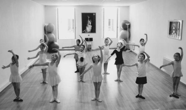 Stages enfants danse classique 9